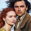 Aidan Turner and Eleanor Tomlinson - 454 x 255