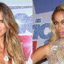 Heidi Klum & Tyra Banks Work the 'America's Got Talent' Red Carpet!