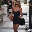 Sofia Richie – Out at the Nine Zero One Salon in West Hollywood