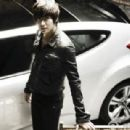 Pictures of Lee Min Ho for Hyundai Veloster - 454 x 309