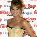 Kara Tointon - InSide Soap Awards 2005
