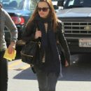 Christina Ricci out shopping in jeans - Gelsons, Hollywood - Dec 24 2010