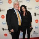 Captain Paul Watson and actress Shannen Doherty attend the 18th Annual Webby Awards on May 19, 2014 in New York City
