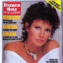 Raquel Welch - France Soir Magazine Cover [France] (8 March 1986)