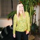 Molly Sims – Michael Kors x Kate Hudson Dinner in Los Angeles - 454 x 363