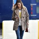 Whitney Port – Seen Out in Los Angeles - 454 x 653