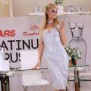 Paris Hilton – Promotion her 'Platinum Rush' Perfume in Mexico City