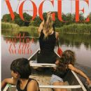 Doutzen Kroes - Vogue Magazine Cover [Thailand] (August 2020)