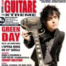 Billie Joe Armstrong - Guitare Xtreme Magazine Cover [France] (August 2009)