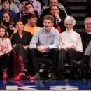 Katie Holmes – Oklahoma City Thunder vs New York Knicks game in NY