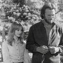 Clint Eastwood and Sondra Locke - 454 x 521