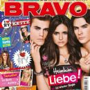 Nina Dobrev - Bravo Magazine Cover [Germany] (20 October 2010)