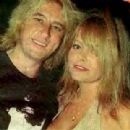 Joe Elliott and Bobbie Tolsma