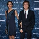 Musician Sir Paul McCartney  and Nancy Shevell attend 2014 Women's Leadership Award Honoring Stella McCartney at Alice Tully Hall at Lincoln Center on November 13, 2014 in New York City - 395 x 594