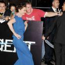Ashley Judd Premiere Divergent In La