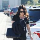 Lauren Graham Out and About In La