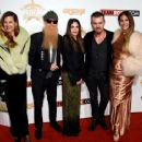 Billy Duffy & Gilligan with Billy Duffy & AJ at Classic Rock And Roll Honour 2014 Award Ceremony at Avalon on November 4, 2014 in Hollywood, CA