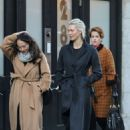 Karlie Kloss – After brunch at Fiat Cafe in New York - 454 x 681