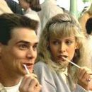 Catherine Hicks and Jim Carrey