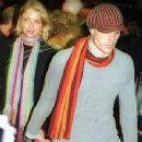 Heath Ledger and Christina Cauchi
