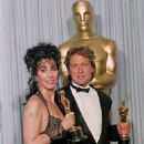 Cher and Michael Douglas - The 60th Annual Academy Awards (1988) - 454 x 621