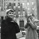 James Hanson and Audrey Hepburn