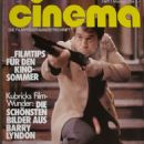 Jean-Paul Belmondo - Cinema Magazine Cover [Germany] (May 1976)