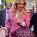 Lindsey Vonn in New York for an appearance on Today with Matt Lauer, - 306 x 650