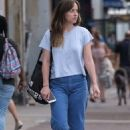 Dakota Johnson out in Savannah - 454 x 681
