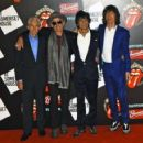 The Rolling Stones celebrate their 50th anniversary with an exhibition at Somerset House on July 12, 2012 in London, England - 454 x 422