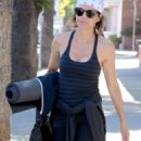 Lisa Rinna – Leaves a morning workout in Los Angeles