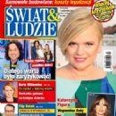 Katarzyna Figura - Swiat & Ludzie Magazine Cover [Poland] (1 October 2015)