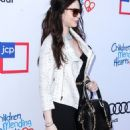 Michelle Trachtenberg attends the 1st Annual Children Mending Hearts Style Sunday in Beverly Hills