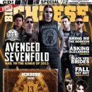 M. Shadows, Synyster Gates, Arin Ilejay, Johnny Christ & Zacky Vengeance