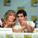 Katharine McPhee and Elyes Gabel - 454 x 303