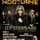 Whitesnake - Nocturne Magazine Cover [Serbia] (July 2011)