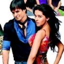 Amrita Rao and Vivek Oberoi