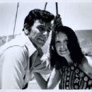 Mike Connors & Anjanette Comer - 454 x 348