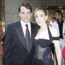 Matthew Broderick and Sarah Jessica Parker - 410 x 584