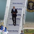 President Obama Is Seen on an Official Visit to Greece - 454 x 549