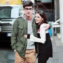 Cher Lloyd and Zayn Malik - 454 x 547