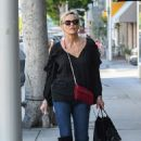 Sharon Stone – Gets a Parking Ticket in Beverly Hills - 454 x 681