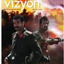 Murat Ünalmis, Ibrahim Celikkol - Vizyon Magazine Cover [Turkey] (January 2016)