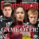 Liam Hemsworth, Jennifer Lawrence, Josh Hutcherson - Entertainment Weekly Magazine Cover [United States] (9 October 2015)