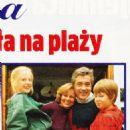 Anna Nehrebecka - Rewia Magazine Pictorial [Poland] (25 July 2018) - 454 x 1365