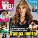 Vanessa Villela, Eva Luna - Tele Novela Magazine Cover [Spain] (25 July 2011)