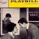 Playbill, Bye Bye Birdie 1961, Dick Van Dyke, Broadway Musicals - 440 x 615