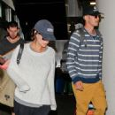 Pregnant Rachel Bilson & Hayden Christensen Finally Return from Barbados Babymoon!
