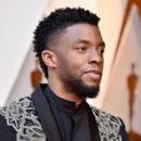 Chadwick Boseman At The 90th Annual Academy Awards - Arrivals (2018) - 397 x 600
