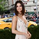 Selena Gomez – 2017 MET Costume Institute Gala in NYC - 454 x 622